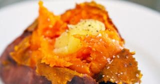 Baked Yams (Sweet Potatoes)