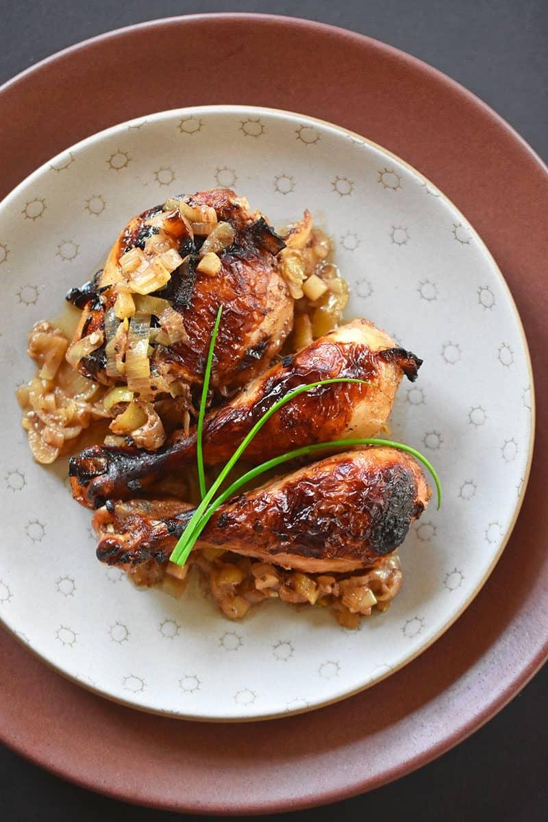 Damn Fine Chicken by Michelle Tam http://nomnompaleo.com