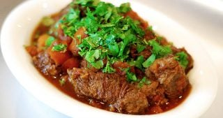 Bo Kho (Spicy Vietnamese Beef Stew)