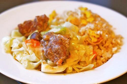 Braised Thai Green Goat Curry by Michelle Tam / Nom Nom Paleo