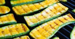 Grilled Zucchini/Summer Squash