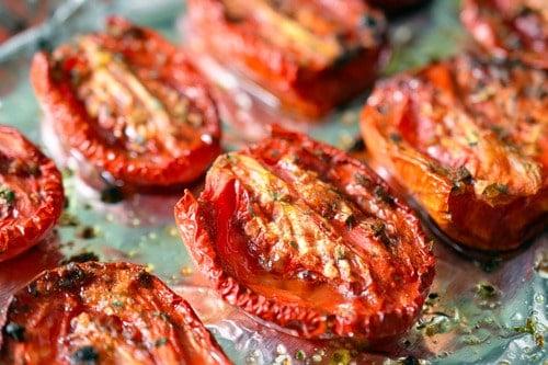 Oven-Roasted Tomatoes - Nom Nom Paleo®