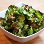 Brussels Sprouts Chips by Michelle Tam / Nom Nom Paleo https://nomnompaleo.com