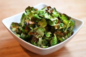Brussels Sprouts Chips by Michelle Tam / Nom Nom Paleo http://nomnompaleo.com