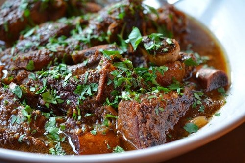 Slow Cooker Korean Short Ribs - Nom Nom Paleo®