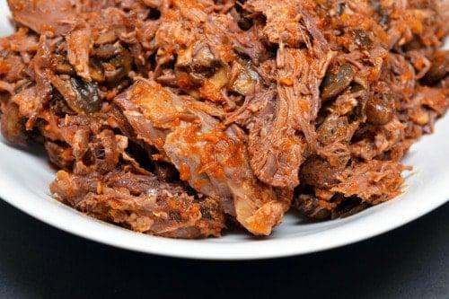 Sous Vide Grass Fed Shredded Beef Chuck Roast - Nom Nom Paleo®