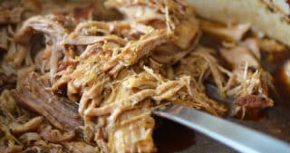 The Healthy Gluten-Free Life's Dutch Oven Pork Roast
