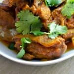Pressure Cooker Indian Curry Lamb Spareribs by Michelle Tam / Nom Nom Paleo