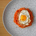 Sweet Potato Hash and Fried Eggs by Michelle Tam https://nomnompaleo.com