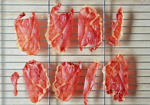 Porkitos (Crispy Prosciutto Chips) by Michelle Tam / Nom Nom Paleo