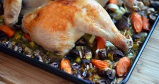 Easiest Roast Chicken Ever by Michelle Tam / Nom Nom Paleo