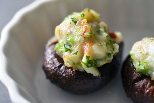 Shrimp-Stuffed Mushrooms - Nom Nom Paleo®