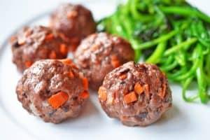 Asian Meatballs by Michelle Tam / Nom Nom Paleo https://nomnompaleo.com