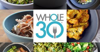 60 Days of Whole30 Recipes