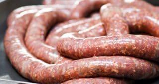 Swiss Paleo's Homemade Italian & Chorizo Sausage