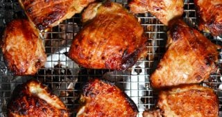 Asian Chicken Thighs by Michelle Tam / Nom Nom Paleo