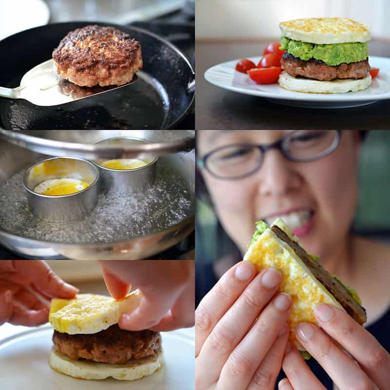 Paleo Sausage Egg McMuffin by Michelle Tam https://nomnompaleo.com