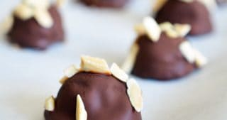 "Chunky Monkey ""Ice Cream"" Bon Bons by Michelle Tam / Nom Nom Paleo"