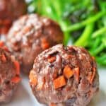 Asian Meatballs by Michelle Tam / Nom Nom Paleo https://nomnompaleo.com