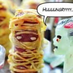 Yummy Mummies (a.k.a. Halloweenies) by Michelle Tam https://nomnompaleo.com