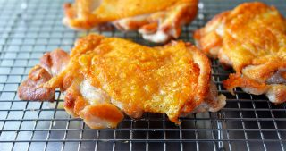 Cracklin' Chicken by Michelle Tam / Nom Nom Paleo