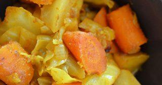 Paleo By Season's Atkilt (Spiced Ethiopian Vegetable Stew)