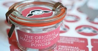 Magic Mushroom Powder: DIY Holiday Gift
