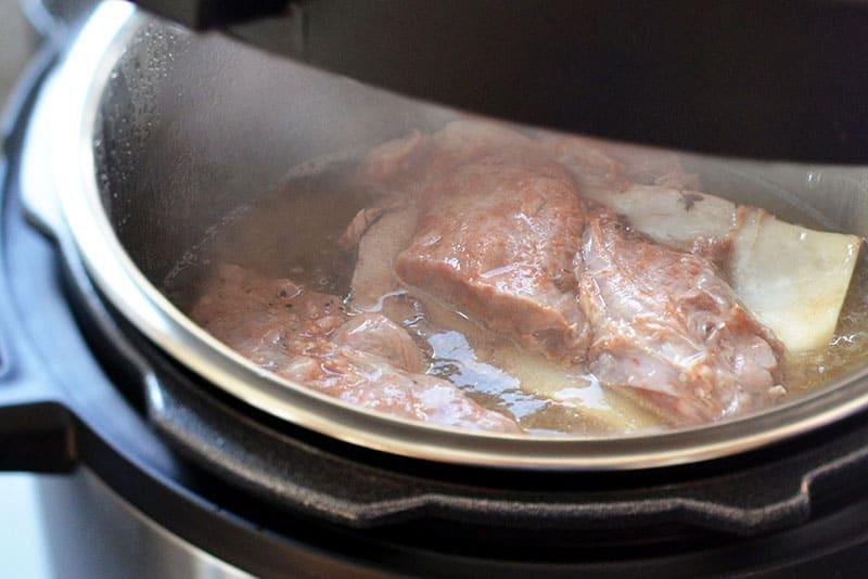 Pressure Cooker Kalua Pig by Michelle Tam http://nomnompaleo.com