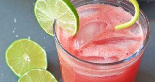 Watermelon Coconut Cooler