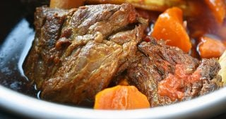 Pressure Cooker Bò Kho (Vietnamese Beef Stew)