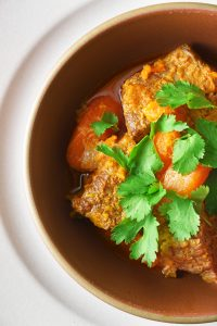Pressure Cooker (Instant Pot) Thai Beef Curry by Michelle Tam / Nom Nom Paleo http://nomnompaleo.com
