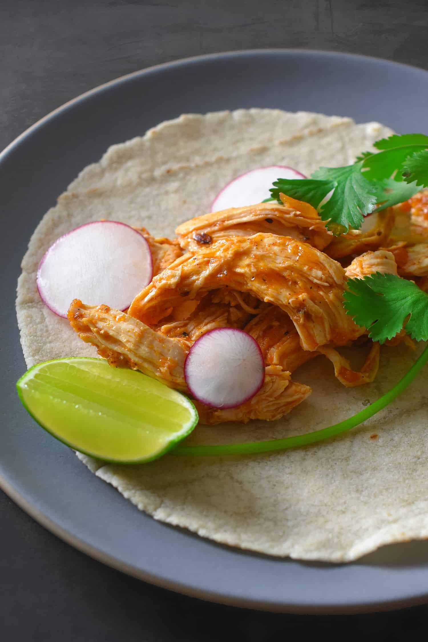 Instant Pot Pressure Cooker Salsa Chicken Tacos Nom Nom Paleo 174