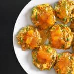 Curry Turkey Bites + Apricot Ginger Sauce by Michelle Tam https://nomnompaleo.com