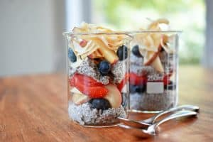 Coconut Chia Pudding by Michelle Tam https://nomnompaleo.com
