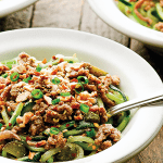 Dan Dan Noodles from Well Fed Weeknights