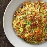 Crispy Swoodles with Bacon by Michelle Tam https://nomnompaleo.com
