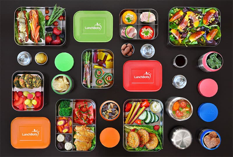 Paleo Lunches by Michelle Tam http://nomnompaleo.com
