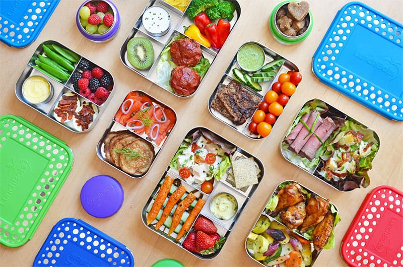 Remember These Meal Ideas Are Simply Meant To Get Your Creative Juices Flowing Not Strictly Mandate What Lunch Needs Look Like