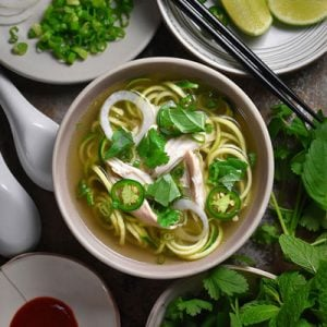 Instant Pot Chicken Pho by Michelle Tam https://nomnompaleo.com