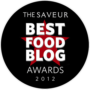 Saveur Best Food Blog Award Winner