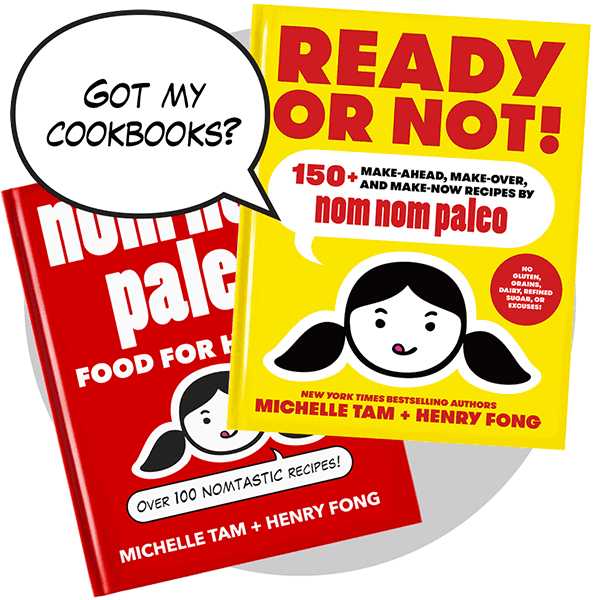 Nom Nom Paleo Cookbooks