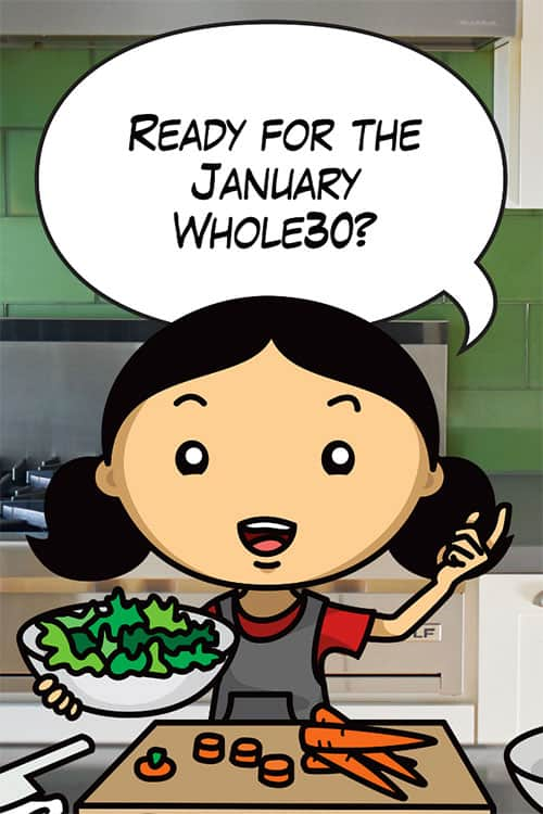 January Whole30 by Michelle Tam http://nomnompaleo.com