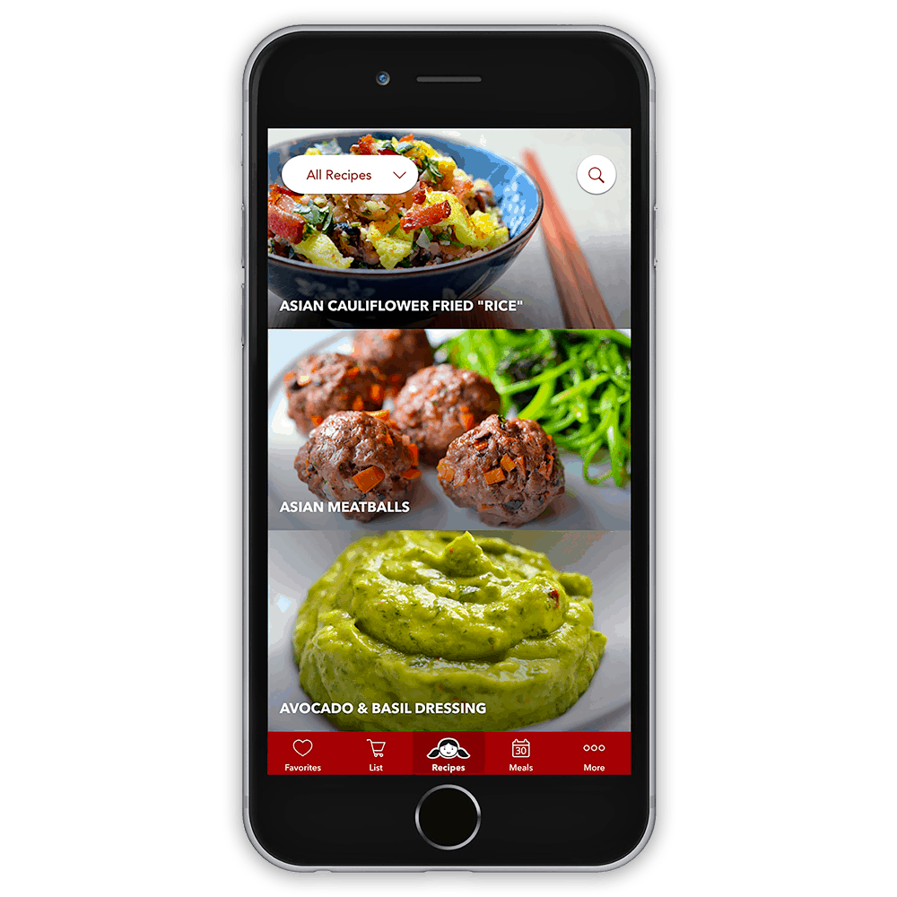 Nom nom paleo cooking app for iphone and ipad nom nom paleo nom nom paleo cooking app for iphone forumfinder Images
