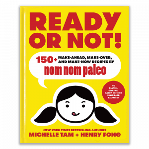 Ready or Not Book Product Pic