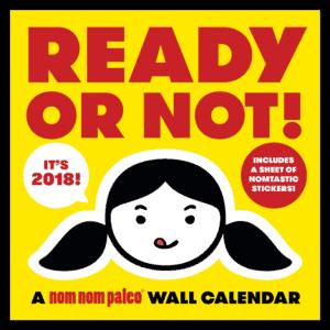 Ready or Not Calendar