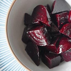 Instant Pot Beets by Michelle Tam https://nomnompaleo.com
