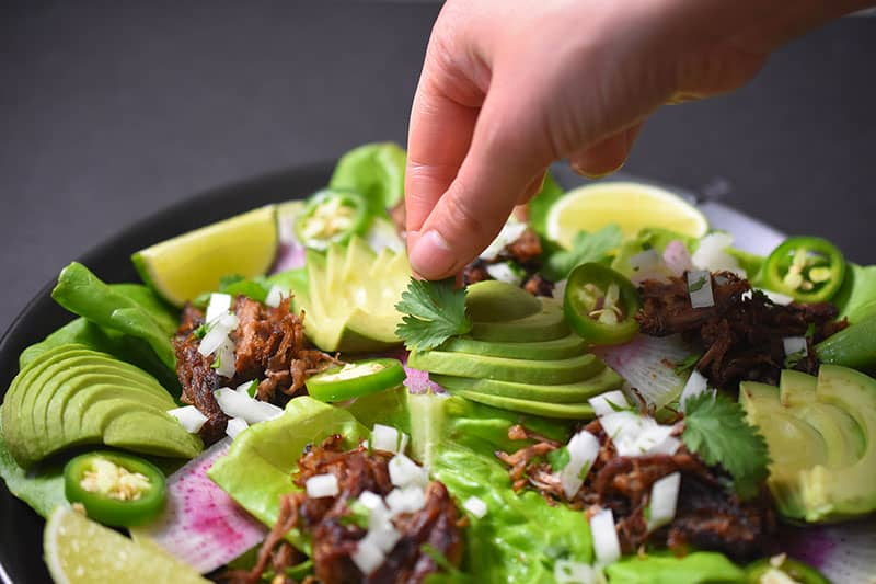 Instant Pot (Pressure Cooker) Carnitas by Michelle Tam https://nomnompaleo.com