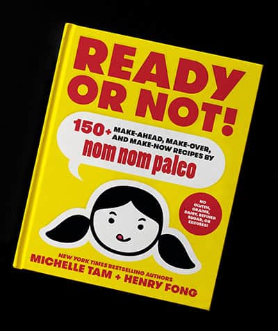 Ready or Not! Cookbook