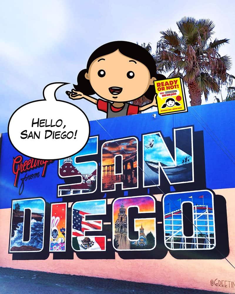 San Diego!