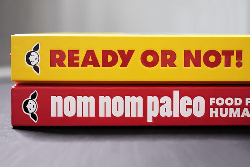 Ready or Not! by Michelle Tam & Henry Fong http://nomnompaleo.com